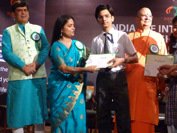 FELICITATION AT ALL INDIA LEVEL