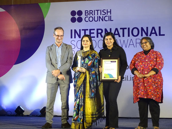 British Council International School Award 2019