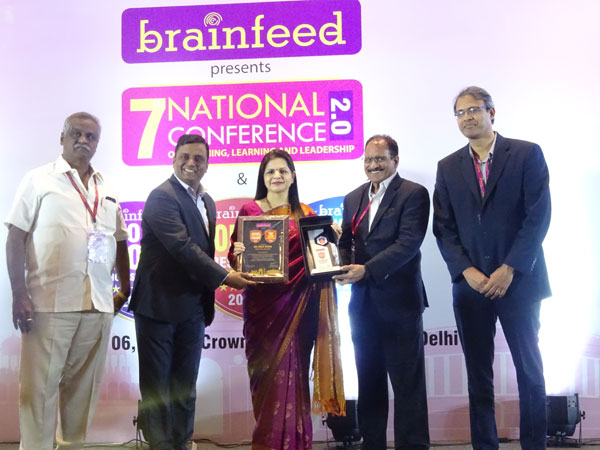 Brainfeed School Excellence Award 2019