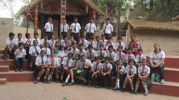 School picnic to Chowki Dhani