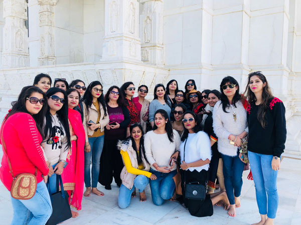 Refreshing Teachers Trip to Jaipur