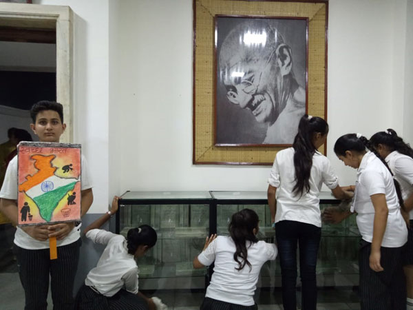 A Visit to National Gandhi Museum