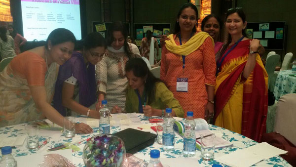 Workshop on Primary Curriculum Mapping by British Council
