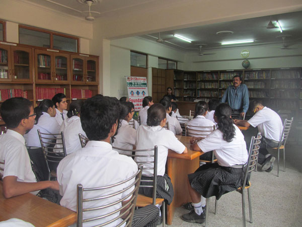 CAREER COUNSELLING BY SRI CHAITANYA