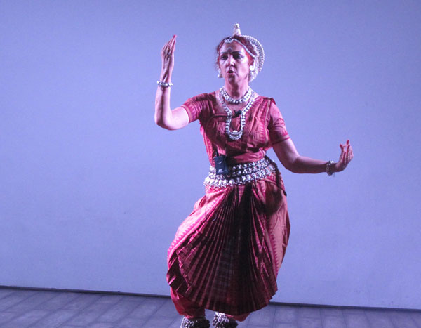 An Interaction with Odyssey dancer to know about the relevance of dance in contemporary times.