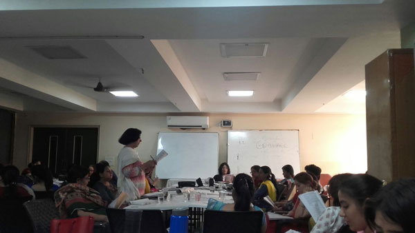 Capacity Building Programme for Class IX (English) by CBSE