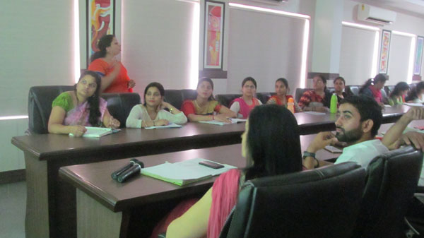 WORKSHOP ON TEACHER-TRAINING TECHNIQUE AND VALUE EDUCATION