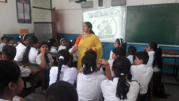A WORKSHOP ON BULLYING