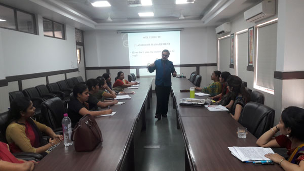 Workshop on Classroom management
