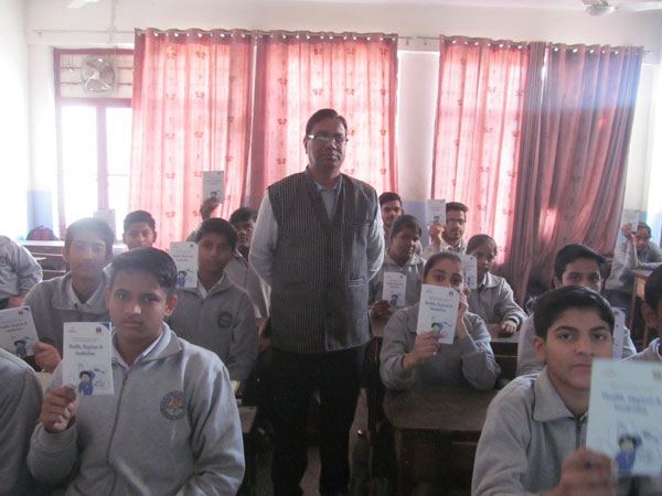 WORKSHOP ON IMPORTANCE OF CLEANLINESS