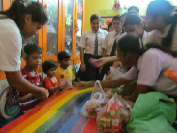 Visit To Orphanage