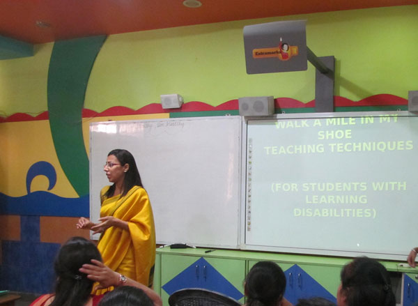 Workshop on Teaching Techniques and Value Education