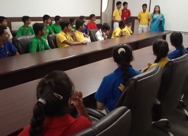 Workshop on Bullying, Gender Sensitivity and Child Abuse
