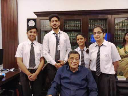 A rendezvous with the attorney General of India, Mr. K.K. Venugopal