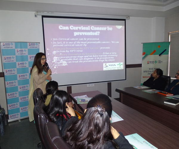 Health Talk on Cervix Cancer