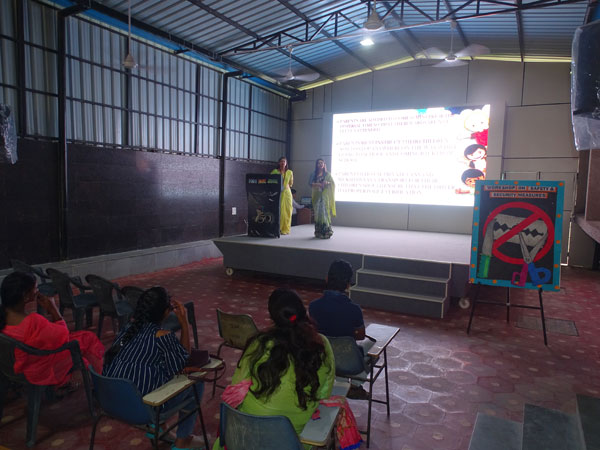 Parent's Workshop on Safety and Security Measures