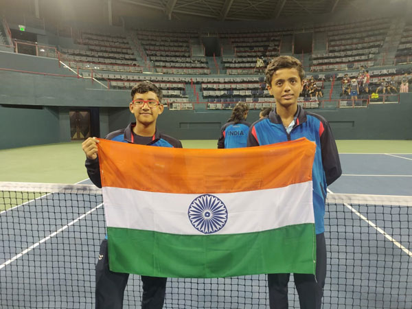 Participation in Asian Soft Tennis Championship