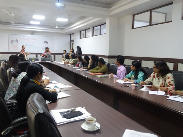 Capacity Building Workshop on English-XII