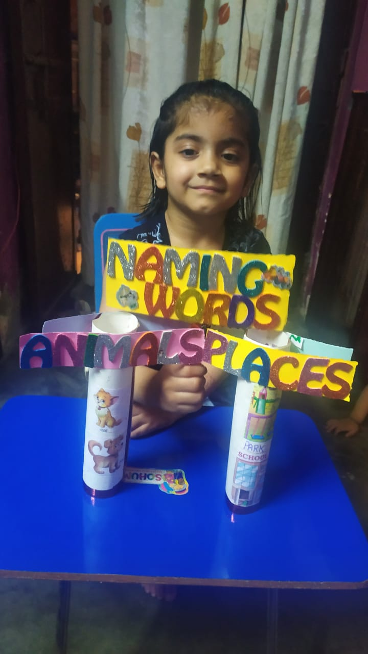 Pillar Activity for Nouns
