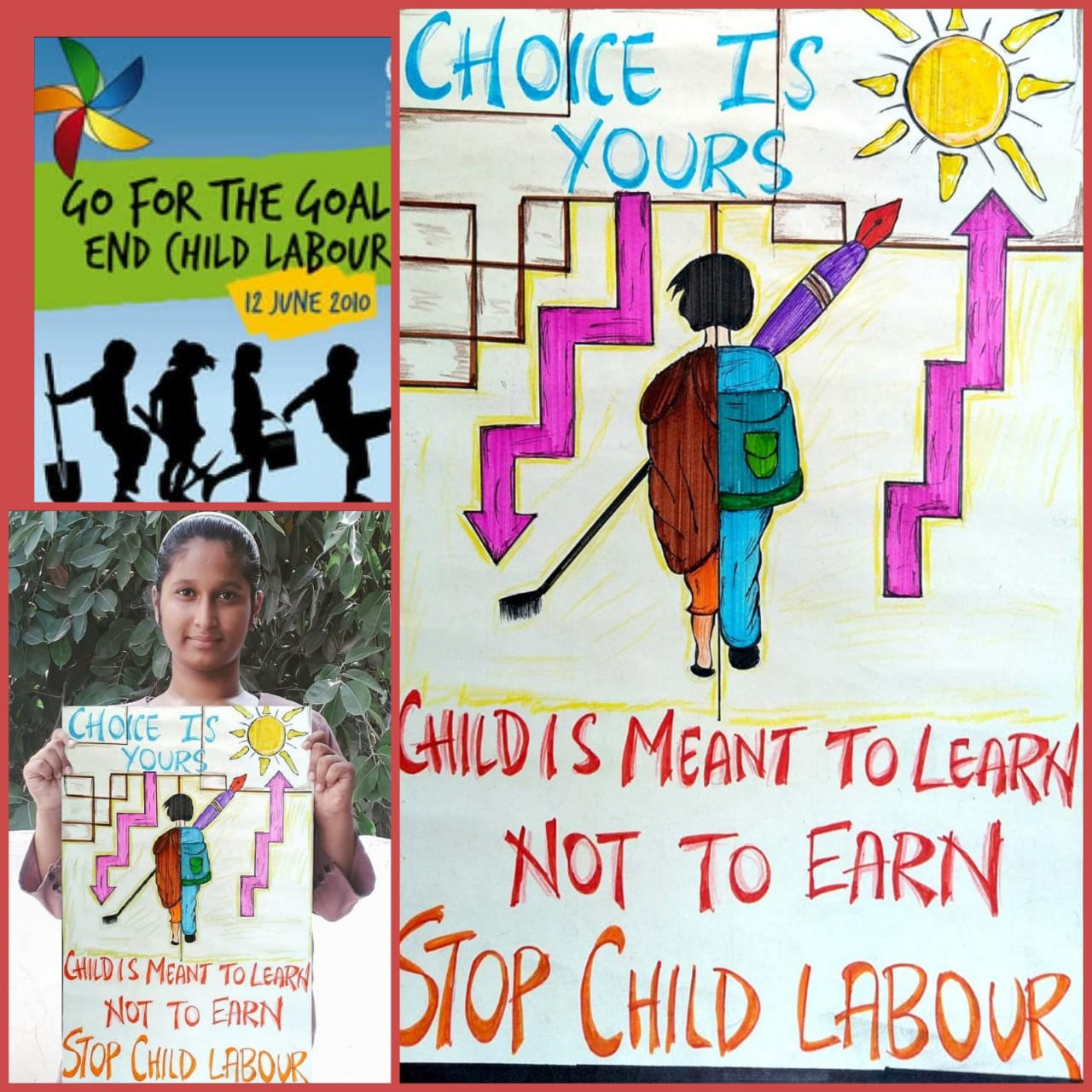 Anti-Child Labour Day...