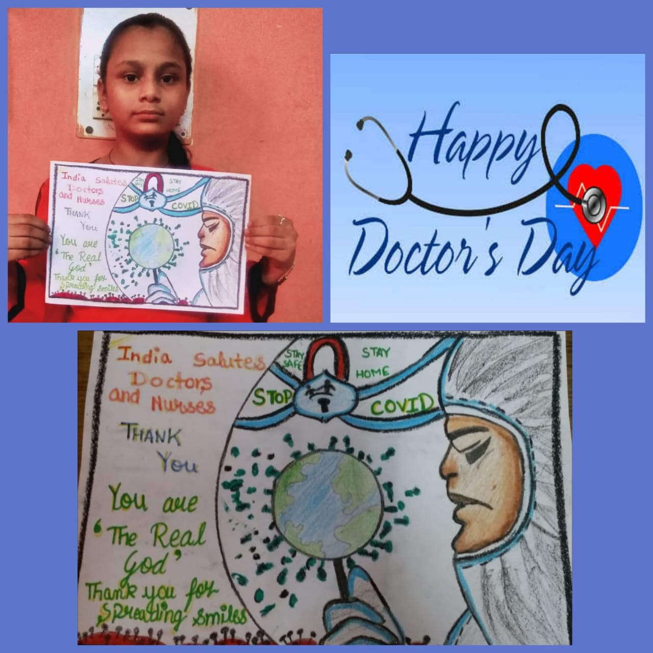 Doctor's Day celebration